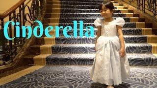 CINDERELLA MAKEOVER with a TWIST