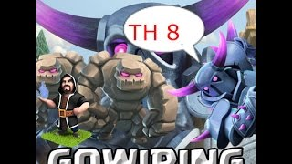 Clash Of Clans How To Funnel For Gowipe