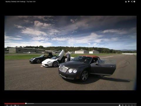 Supercars Vs Golf Balls - Top Gear USA - Series 2
