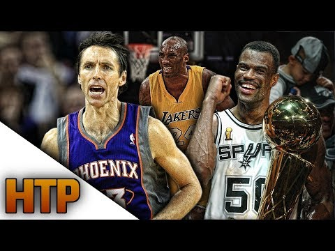 Top 10 Players in Each Position of All-Time - |Hoop Talk Podcast #31|