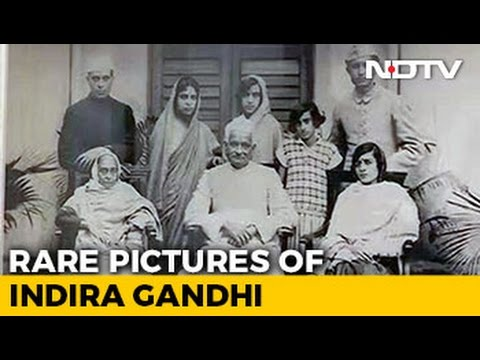 The Life And Times Of India's Former PM Indira Gandhi