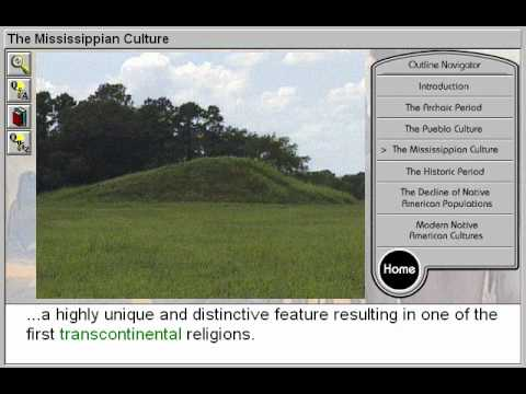 The Mississippian Culture (Agricultural Indians of Texas Part 3)