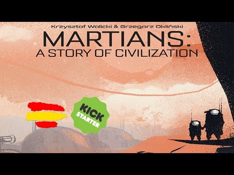 Martians: A Story of Civilization, tutorial completo