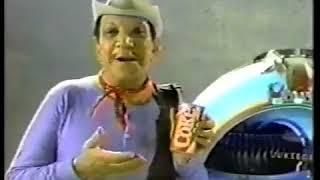 Coca-Cola Mario Moreno (cantinflas) Comercial 1979