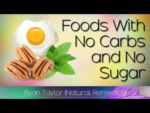 Foods With No Carbs And No Sugar