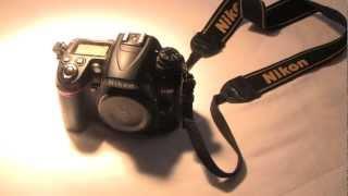 استعراض كاميرا نيكون D7000