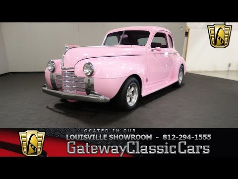 1940 Oldsmobile Coupe - Louisville Showroom - Stock # 1963