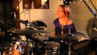 Emily Salisbury - Animals As Leaders - Tempting Time Drum Cover