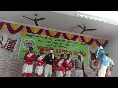 NADIVASI DIWAS 2017 , CHOTANAGPUR CULTURAL(IN MUMBAI)