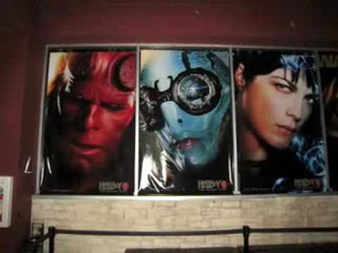 Hellboy II: The Golden Army: Austin, Texas Premiere