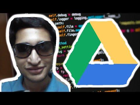 Google Drive API V3 - Uploading Files to your Google Drive