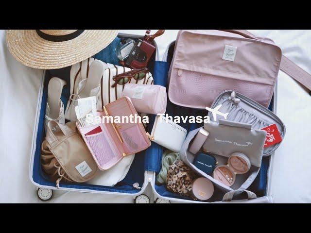 【FASHION】Samantha Thavasa Travel