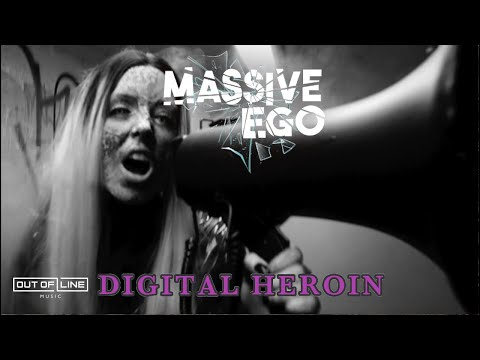 Massive Ego - Digital Heroin (Official Music Video)