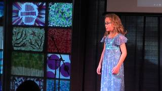 Bringing The Lessons Of Burning Man To The World | Julia Wolfe | Tedxyouth@abq
