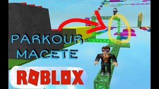 BURLAMOS OR SYSTEM - Parkour Roblox ep2