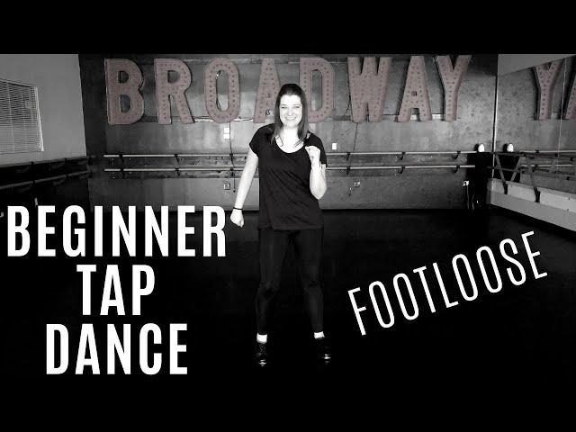 BEGINNER TAP DANCE |