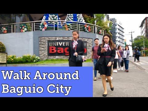 Walk Around In Baguio UB Area