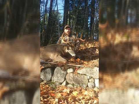 New Hampshire BIG BUCK DOWN (Hunt Breakdown)