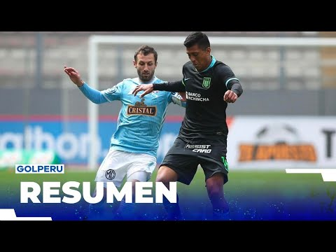 Sporting Cristal Alianza Lima Goals And Highlights