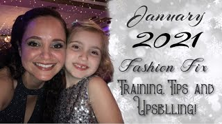 Paparazzi Accessories January 2021 Fashion Fix Training, tips, descriptions and upselling advice!