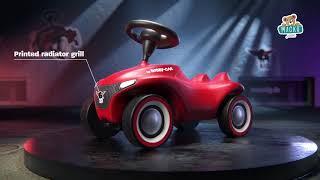Bébitaxi Bobby Car Neo BIG