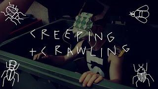 Samyel featuring Cathy Davey ~ Creeping & Crawling