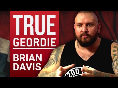 BRIAN DAVIS - THE TRUE GEORDIE - Part 1/2 | London Real
