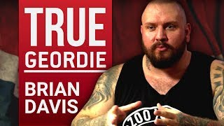 BRIAN DAVIS - THE TRUE GEORDIE - Part 1/2 | London Real
