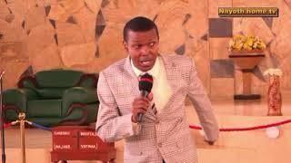 Mtume&Nabii Mathayo Nnko / Mambo yanayokuwezesha kuwa ndani ya Kristo.