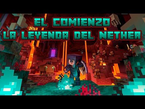 Un comienzo difícil | La leyenda del nether | Ep. 1 from YouTube · Duration:  19 minutes
