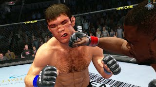 Xenia Xbox 360 Emulator - UFC 2009 Undisputed Ingame / Gameplay! (DX12 WIP)