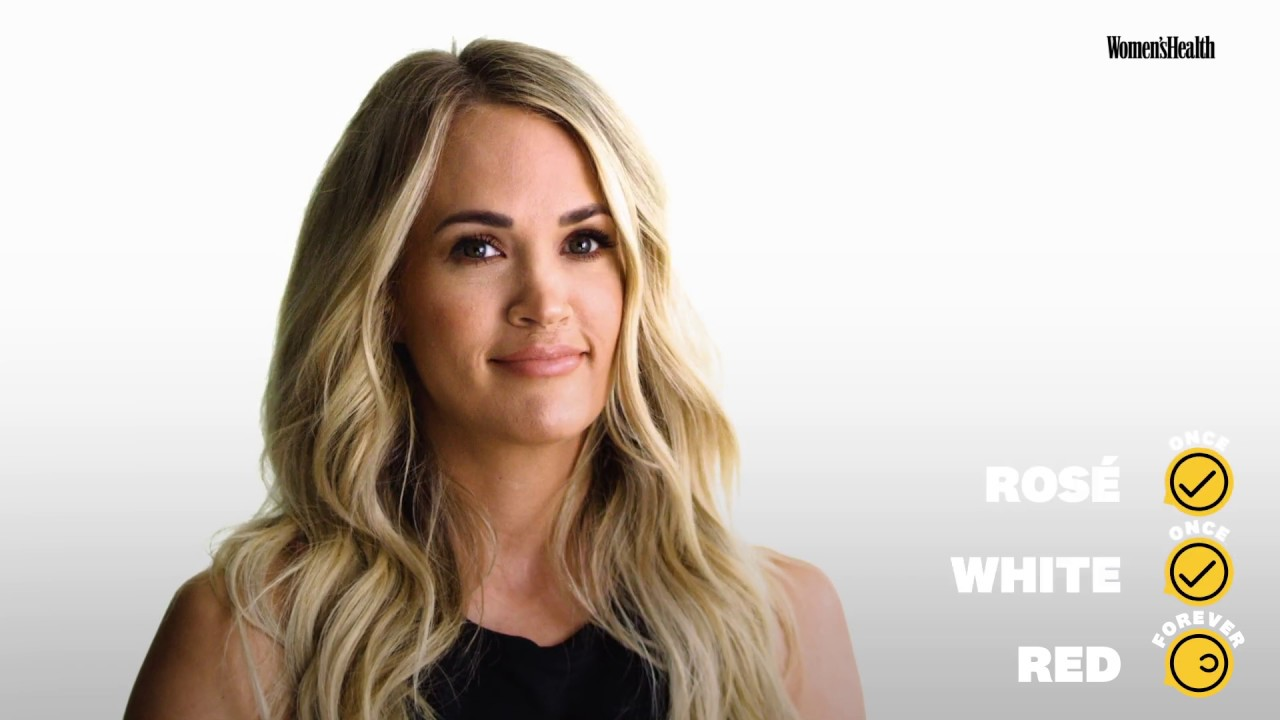 Carrie Underwood On Why She Would Never Go Low Carb Once Never