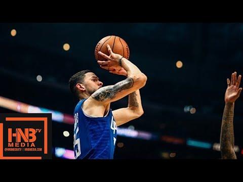 Denver Nuggets vs LA Clippers Full Game Highlights / April 7 / 2017-18 NBA Season
