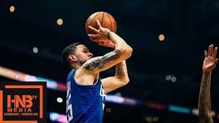 Denver Nuggets vs LA Clippers Full Game Highlights  April 7  2017-18 NBA Season