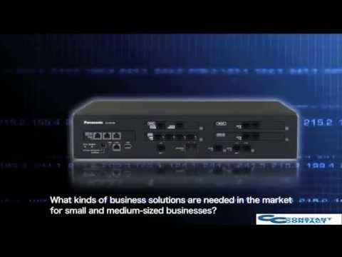 Panasonic KX NS700 Smart Hybrid VoIP Phone System