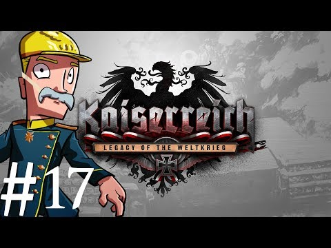 Hearts of Iron 4 | Kaiserreich | Germany | Part 17 | Building Up For Freedom