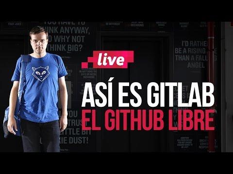 Sytse Sijbrandij nos cuenta que es Gitlab, el Github libre | Video con subt�tulos