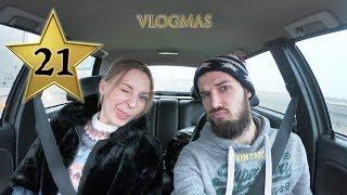 Podróż na Śląsk i urodzinki Haniusi   VLOGMAS 21