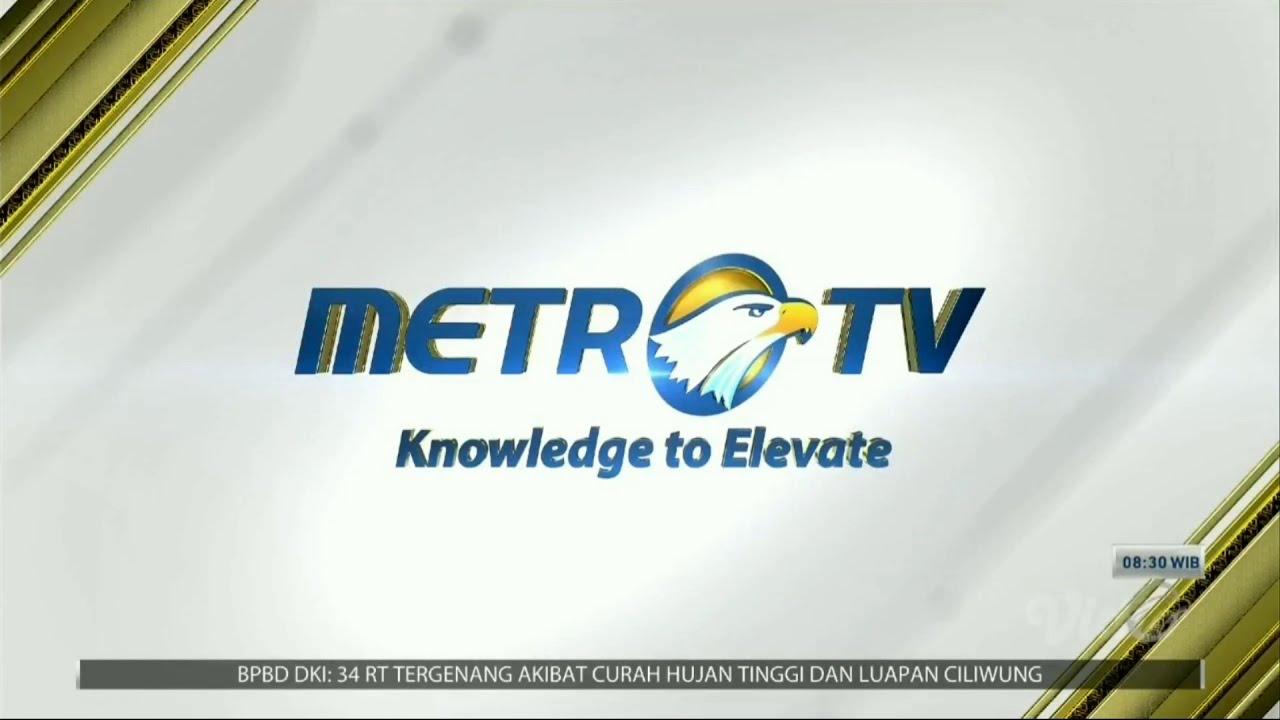 Station ID Metro TV (2020) Revisi