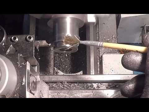 Machining the cylinders Hodgson radial