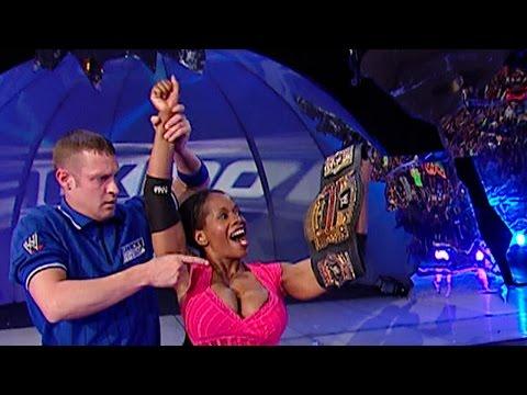Chavo Guerrero vs Jacqueline: SmackDown, May 4, 2004