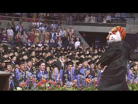 Auburn Graduation 2020.Auburn University Spring 2019 Graduation Ceremony Saturday 6 P M