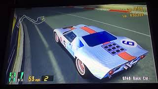 Gran Turismo 3 A-Spec GT-ONE Race Car (TS020) Cote D Azur 1/3