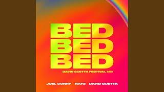 Play BED - David Guetta Festival Mix