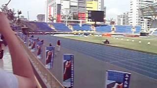 2010台北春季田徑大賽~100公尺決賽~