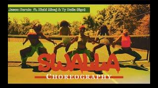#SWALLA - Jason Derulo ft. Nicki Minaj Dance | @Nialonette Choreography 🍦🍭🍫🔥