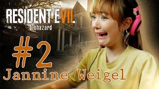 Resident Evil 7 - Jannine Weigel (พลอยชมพู) Part 2 [Speaking Thai]
