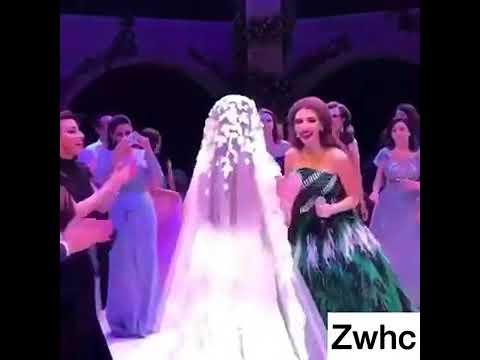 مريم فارس ترقص مع عروس عراقي روعه😱😱😱