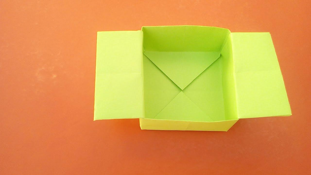 An analysis of making open box