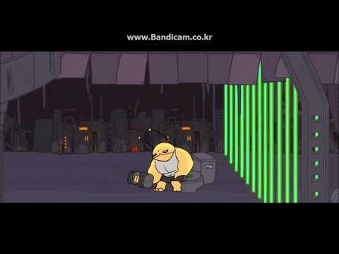 Castle Crashers - Alien Character Unlock